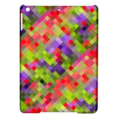 Colorful Mosaic iPad Air Hardshell Cases