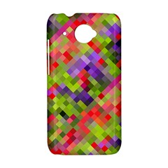 Colorful Mosaic HTC Desire 601 Hardshell Case