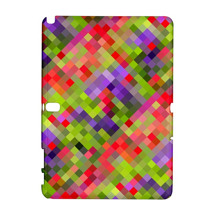 Colorful Mosaic Samsung Galaxy Note 10.1 (P600) Hardshell Case