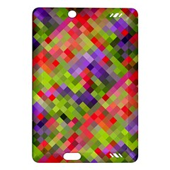 Colorful Mosaic Amazon Kindle Fire HD (2013) Hardshell Case