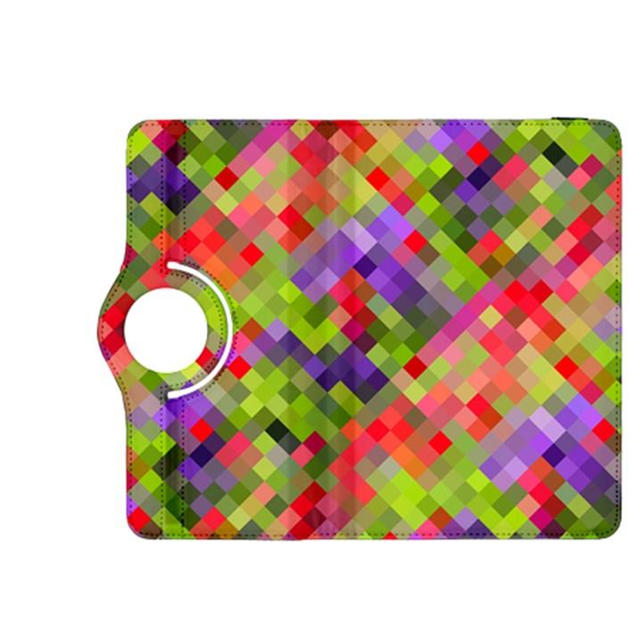 Colorful Mosaic Kindle Fire HDX 8.9  Flip 360 Case