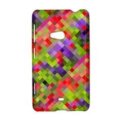 Colorful Mosaic Nokia Lumia 625
