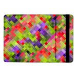 Colorful Mosaic Samsung Galaxy Tab Pro 10.1  Flip Case Front