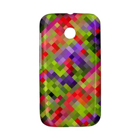 Colorful Mosaic Motorola Moto E