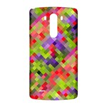 Colorful Mosaic LG G3 Back Case Front