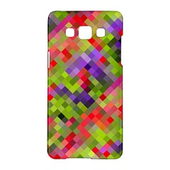 Colorful Mosaic Samsung Galaxy A5 Hardshell Case