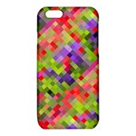 Colorful Mosaic iPhone 6/6S TPU Case Front