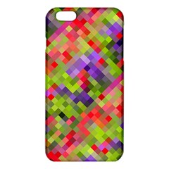 Colorful Mosaic iPhone 6 Plus/6S Plus TPU Case