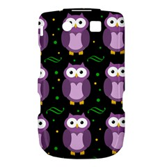 Halloween purple owls pattern Torch 9800 9810