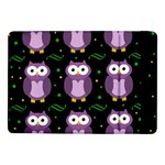 Halloween purple owls pattern Samsung Galaxy Tab Pro 10.1  Flip Case Front