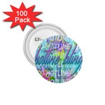 Drake 1 800 Hotline Bling 1.75  Buttons (100 pack)  Front