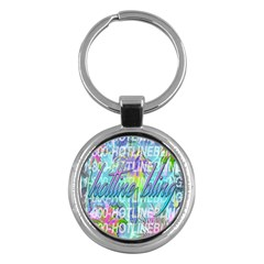 Drake 1 800 Hotline Bling Key Chains (round)
