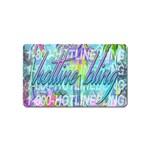 Drake 1 800 Hotline Bling Magnet (Name Card) Front