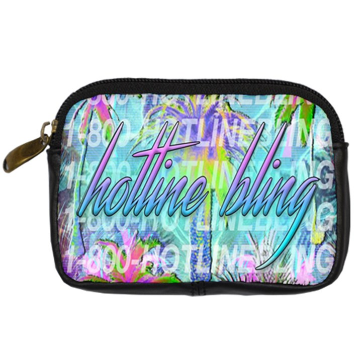 Drake 1 800 Hotline Bling Digital Camera Cases