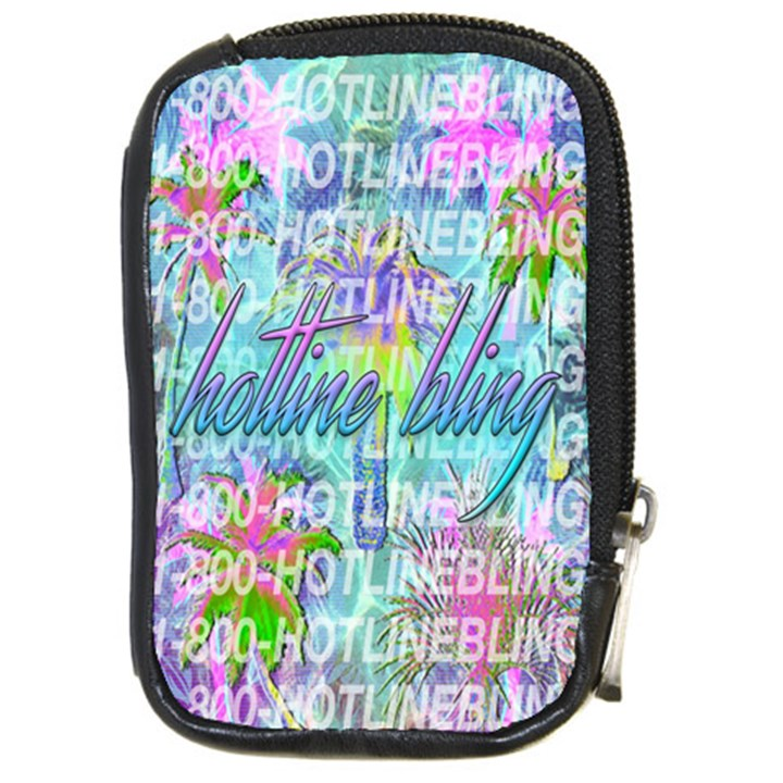 Drake 1 800 Hotline Bling Compact Camera Cases