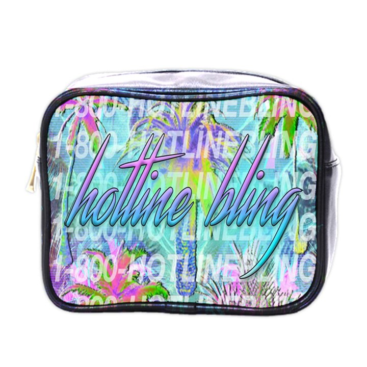Drake 1 800 Hotline Bling Mini Toiletries Bags