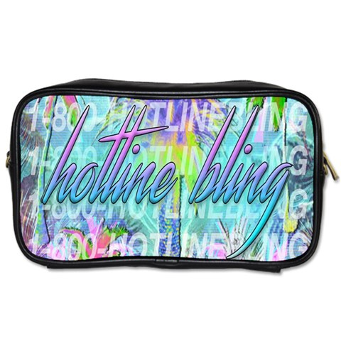 Drake 1 800 Hotline Bling Toiletries Bags 2-Side