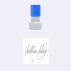 Drake 1 800 Hotline Bling Rubber Round Stamps (Small)