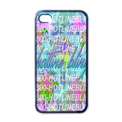 Drake 1 800 Hotline Bling Apple iPhone 4 Case (Black)