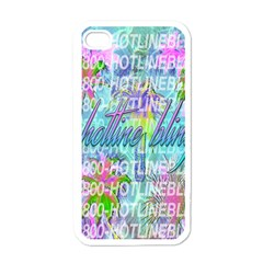 Drake 1 800 Hotline Bling Apple iPhone 4 Case (White)