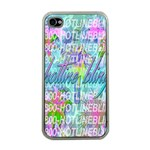 Drake 1 800 Hotline Bling Apple iPhone 4 Case (Clear) Front