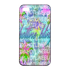 Drake 1 800 Hotline Bling Apple iPhone 4/4s Seamless Case (Black)