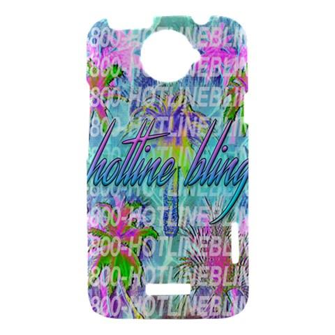 Drake 1 800 Hotline Bling HTC One X Hardshell Case
