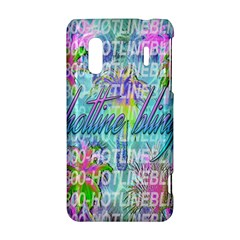 Drake 1 800 Hotline Bling HTC Evo Design 4G/ Hero S Hardshell Case