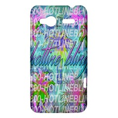 Drake 1 800 Hotline Bling HTC Radar Hardshell Case