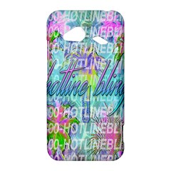 Drake 1 800 Hotline Bling HTC Droid Incredible 4G LTE Hardshell Case