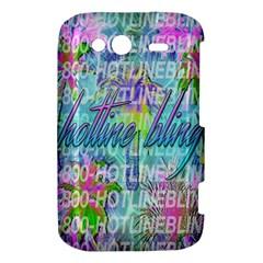 Drake 1 800 Hotline Bling HTC Wildfire S A510e Hardshell Case