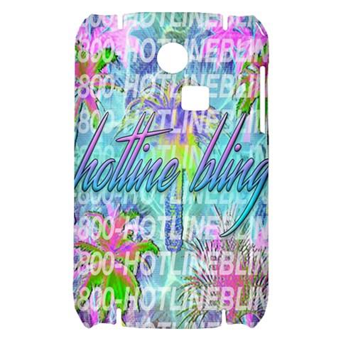 Drake 1 800 Hotline Bling Samsung S3350 Hardshell Case