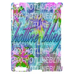 Drake 1 800 Hotline Bling Apple iPad 2 Hardshell Case (Compatible with Smart Cover)