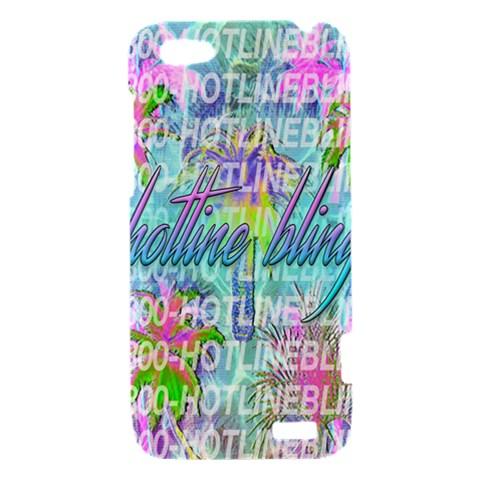 Drake 1 800 Hotline Bling HTC One V Hardshell Case
