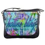 Drake 1 800 Hotline Bling Messenger Bags Front