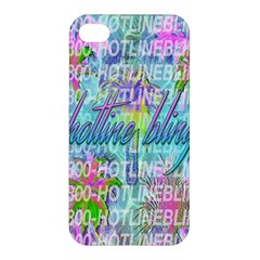 Drake 1 800 Hotline Bling Apple iPhone 4/4S Premium Hardshell Case