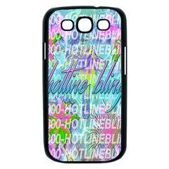 Drake 1 800 Hotline Bling Samsung Galaxy S III Case (Black)