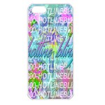 Drake 1 800 Hotline Bling Apple iPhone 5 Seamless Case (White) Front