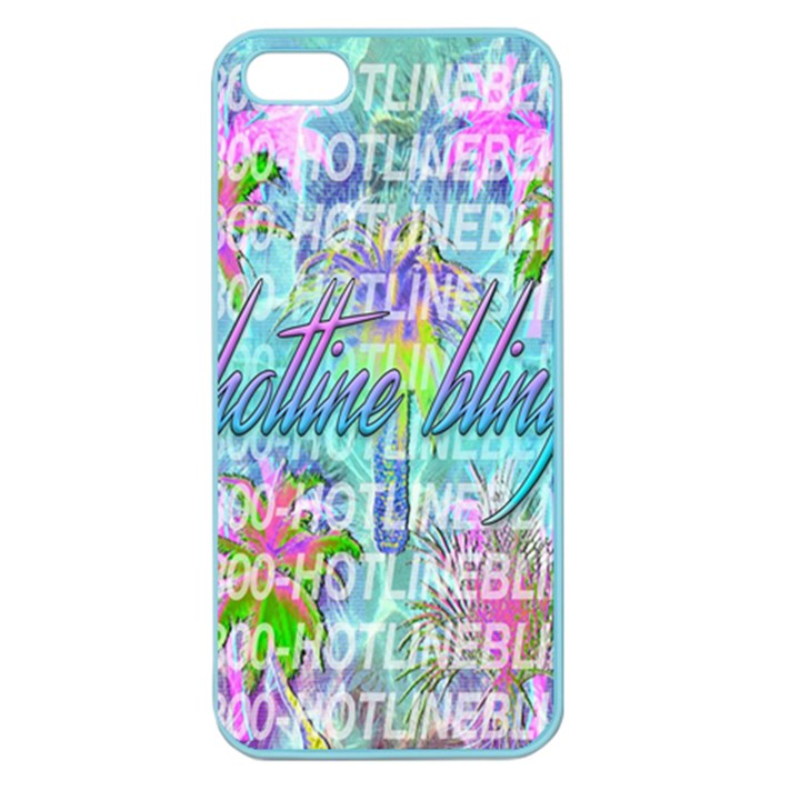 Drake 1 800 Hotline Bling Apple Seamless iPhone 5 Case (Color)