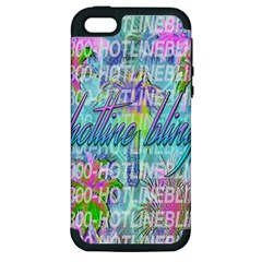Drake 1 800 Hotline Bling Apple Iphone 5 Hardshell Case (pc+silicone)