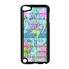 Drake 1 800 Hotline Bling Apple iPod Touch 5 Case (Black)