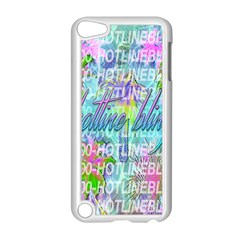 Drake 1 800 Hotline Bling Apple Ipod Touch 5 Case (white)