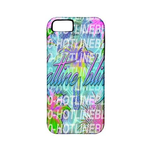 Drake 1 800 Hotline Bling Apple iPhone 5 Classic Hardshell Case (PC+Silicone)