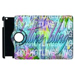Drake 1 800 Hotline Bling Apple iPad 3/4 Flip 360 Case Front