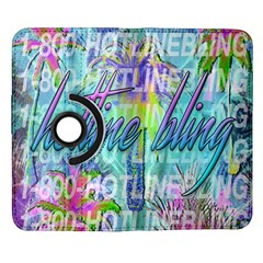 Drake 1 800 Hotline Bling Samsung Galaxy Note II Flip 360 Case