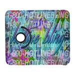 Drake 1 800 Hotline Bling Samsung Galaxy S  III Flip 360 Case Front