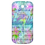 Drake 1 800 Hotline Bling Samsung Galaxy S3 S III Classic Hardshell Back Case Front