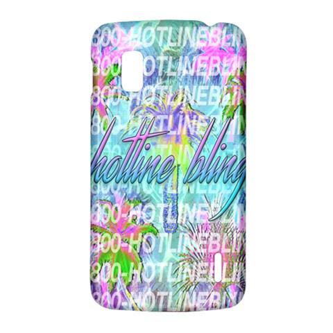 Drake 1 800 Hotline Bling LG Nexus 4