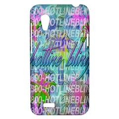 Drake 1 800 Hotline Bling HTC Desire VT (T328T) Hardshell Case