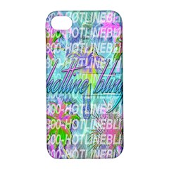 Drake 1 800 Hotline Bling Apple iPhone 4/4S Hardshell Case with Stand